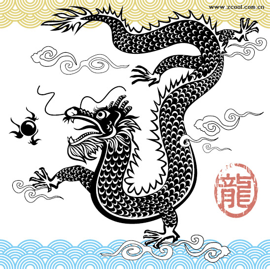 Chinese Zodiac 2012: Year of the Black Water Dragon