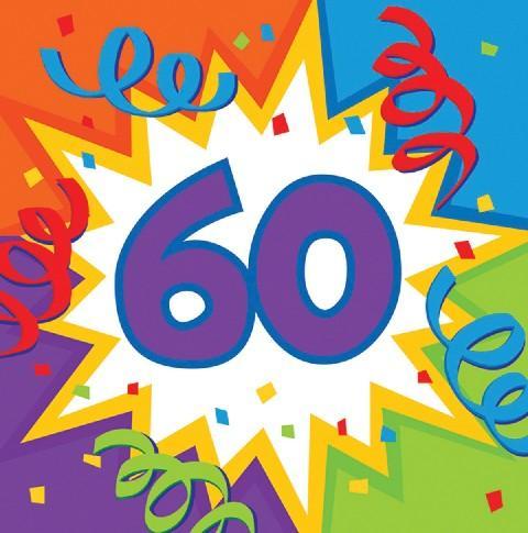 Turning 60 with Joy
